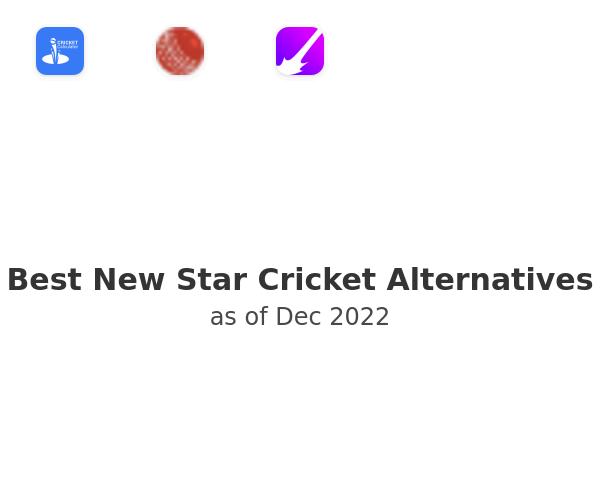 Best New Star Cricket Alternatives