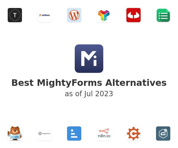 Best MightyForms Alternatives