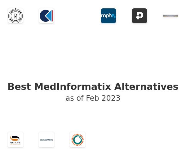 Best MedInformatix Alternatives