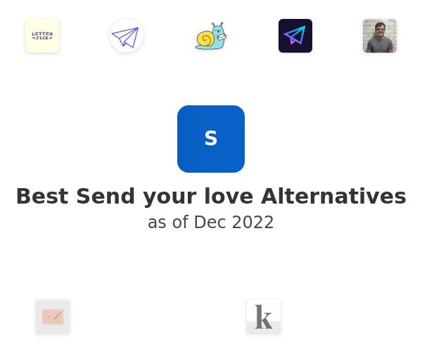 Best Send your love Alternatives