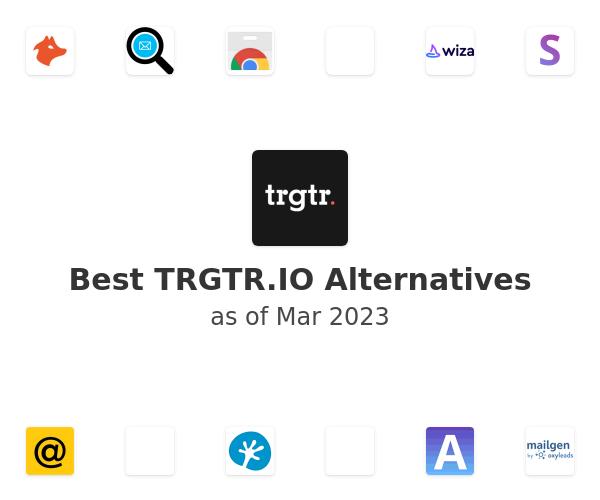Best TRGTR.IO Alternatives