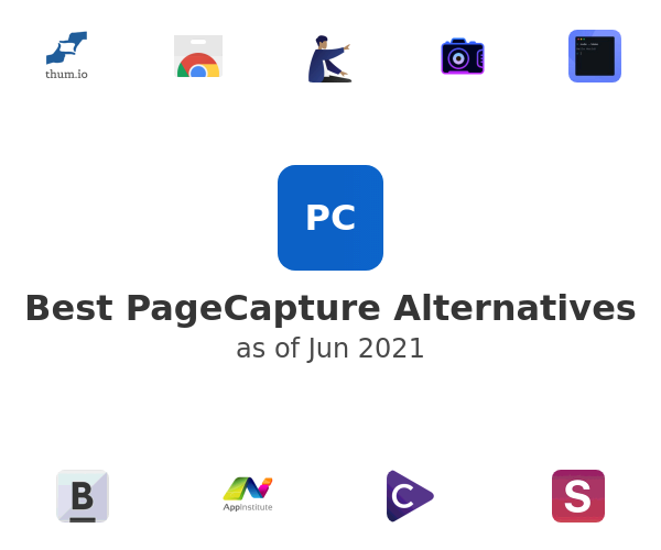 Best PageCapture Alternatives