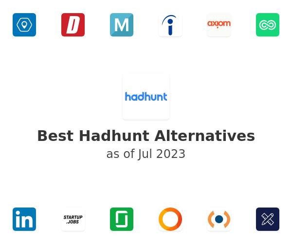 Best Hadhunt Alternatives
