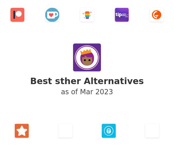 Best sther Alternatives