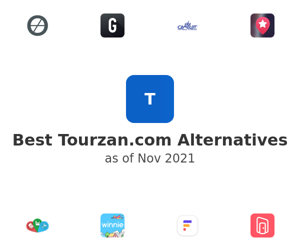 Best Tourzan.com Alternatives
