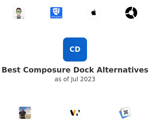Best Composure Dock Alternatives