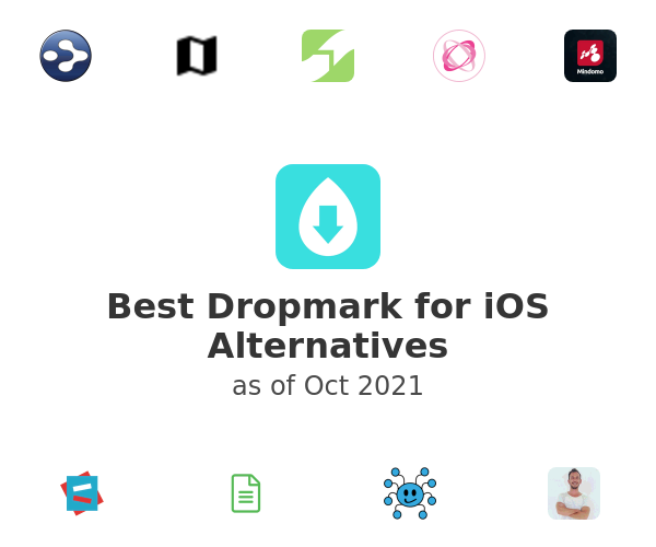 Best Dropmark for iOS Alternatives