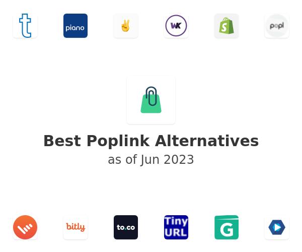 Best Poplink Alternatives