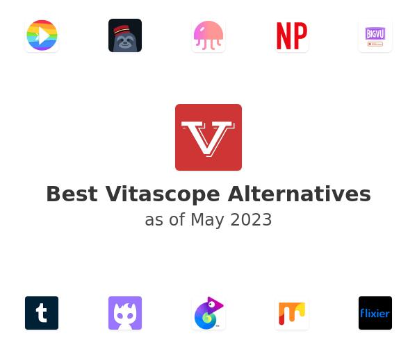 Best Vitascope Alternatives