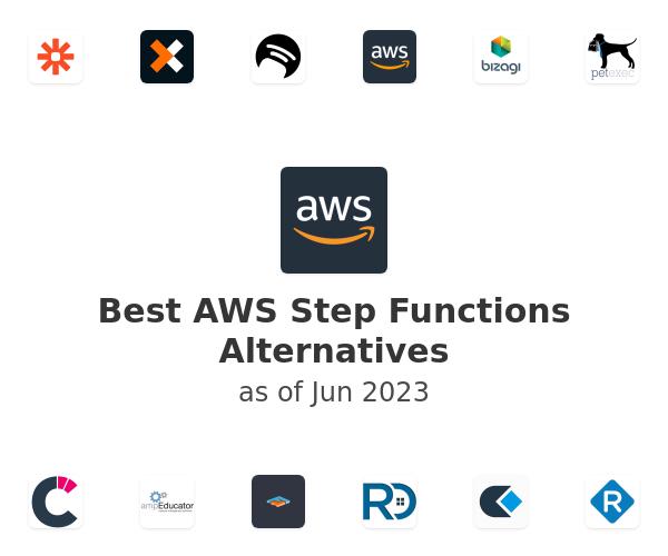 Best AWS Step Functions Alternatives