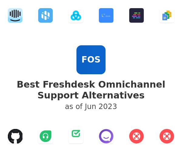 Best Freshdesk Omnichannel Support Alternatives