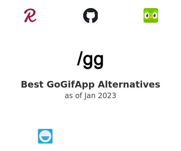 Best GoGifApp Alternatives