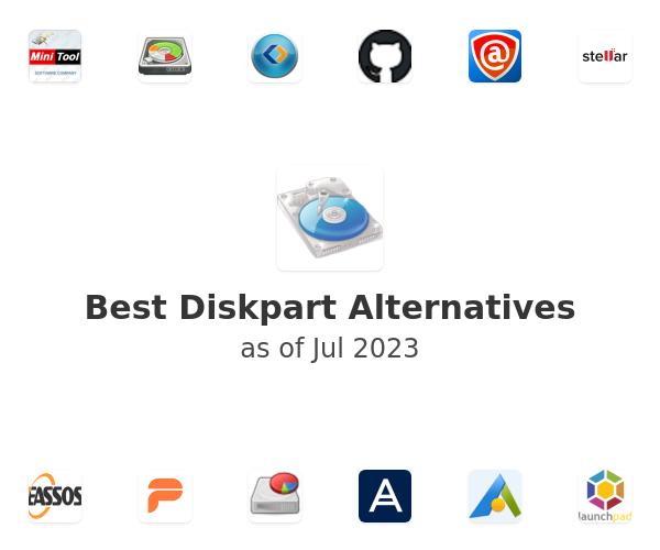 Best Diskpart Alternatives