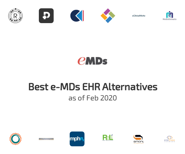 Best e-MDs EHR Alternatives