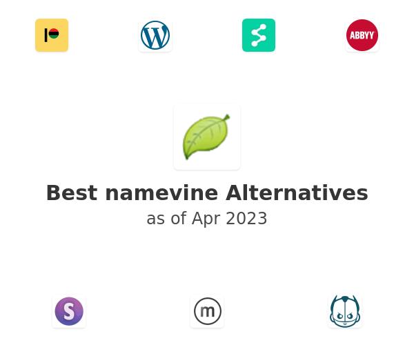 Best namevine Alternatives