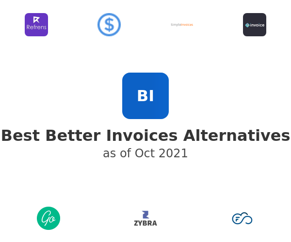 Best Better Invoices Alternatives