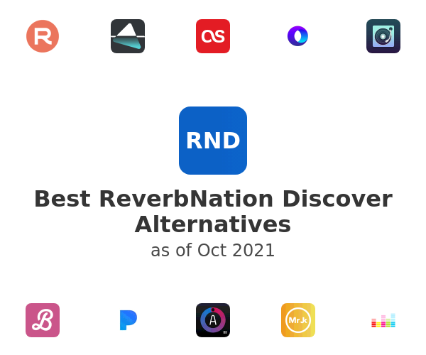 Best ReverbNation Discover Alternatives