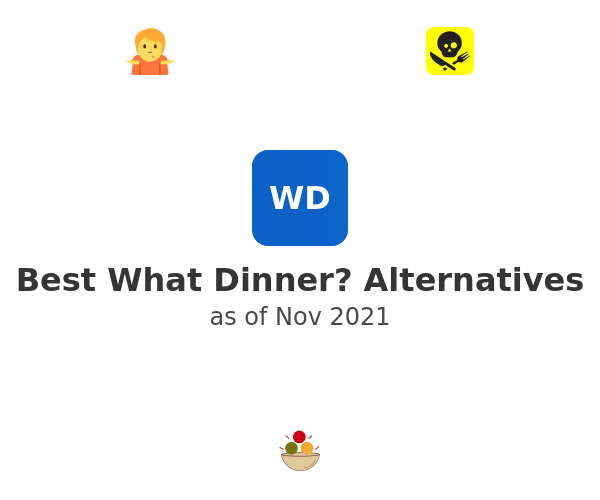Best What Dinner? Alternatives