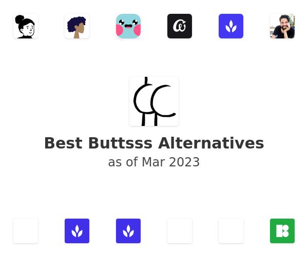 Best Buttsss Alternatives