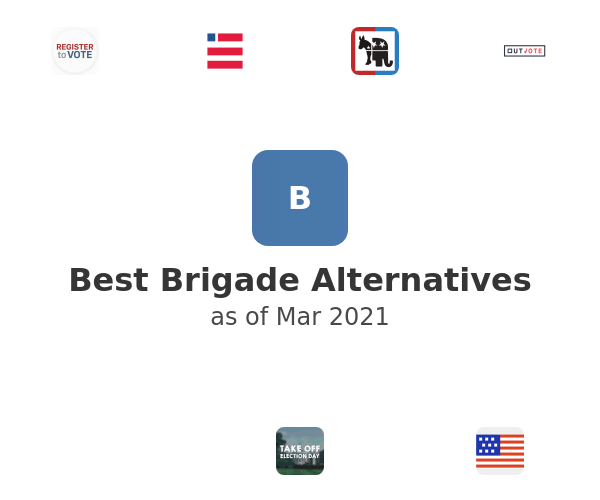 Best Brigade Alternatives