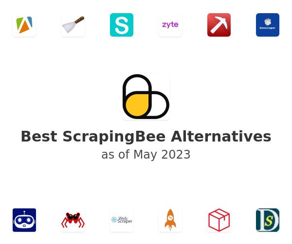 Best ScrapingBee Alternatives