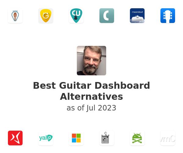 Best Guitar Dashboard Alternatives