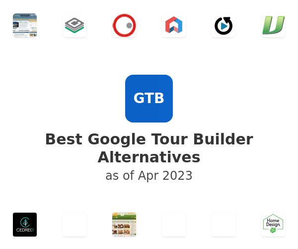 Best Google Tour Builder Alternatives