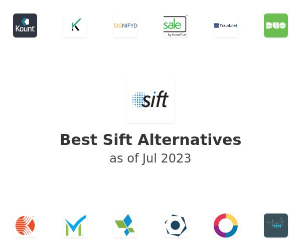 Best Sift Alternatives