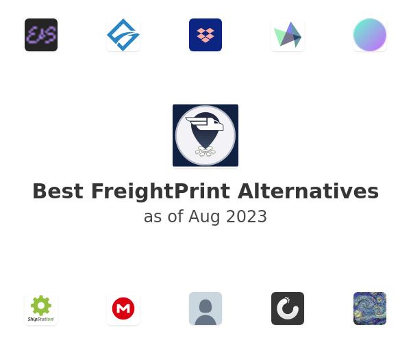 Best FreightPrint Alternatives