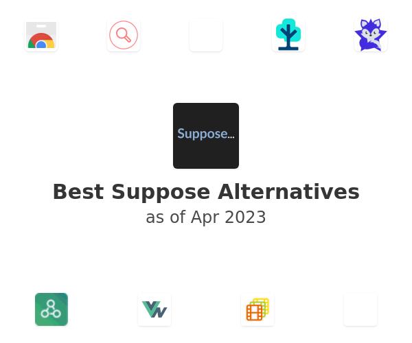 Best Suppose Alternatives