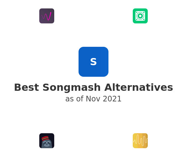 Best Songmash Alternatives