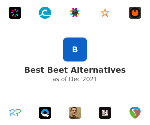 Best Beet Alternatives