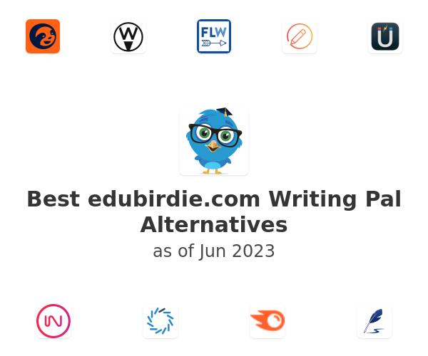 Best Writing Pal Alternatives