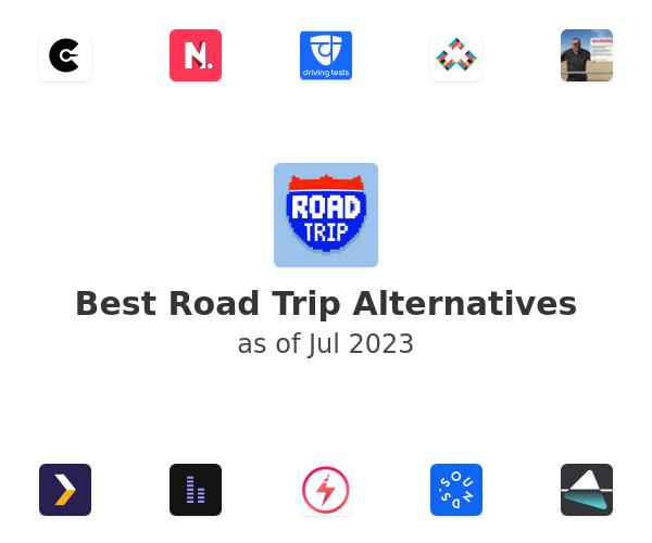 Best Road Trip Alternatives