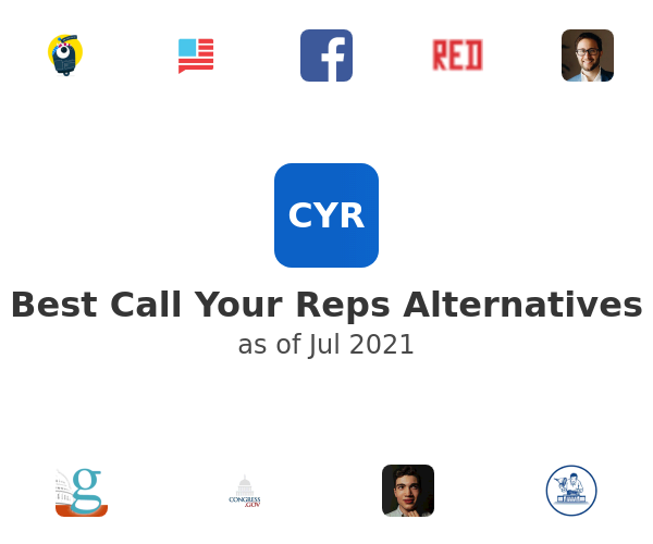 Best Call Your Reps Alternatives