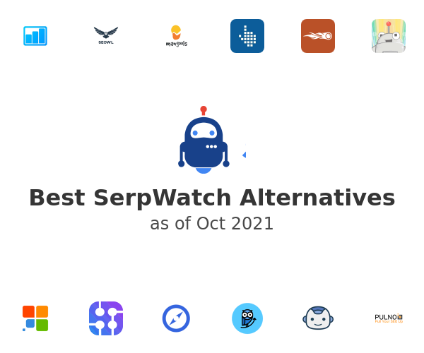 Best SerpWatch Alternatives