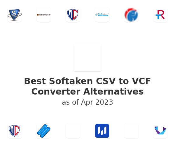 Best Softaken CSV to VCF Converter Alternatives