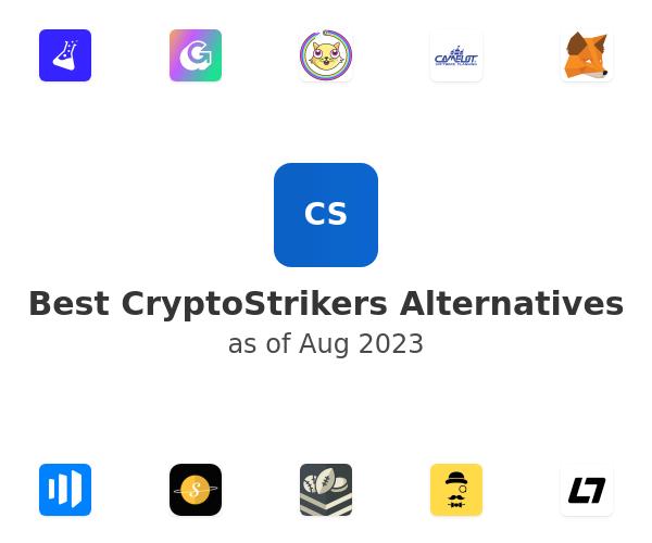 Best CryptoStrikers Alternatives