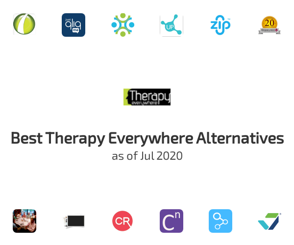 Best Therapy Everywhere Alternatives