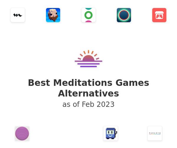 Best Meditations Games Alternatives