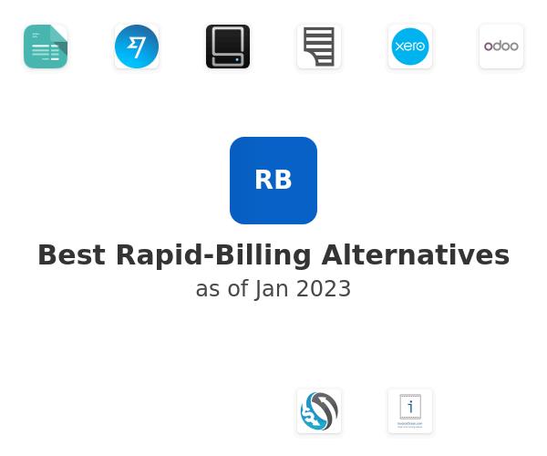 Best Rapid-Billing Alternatives