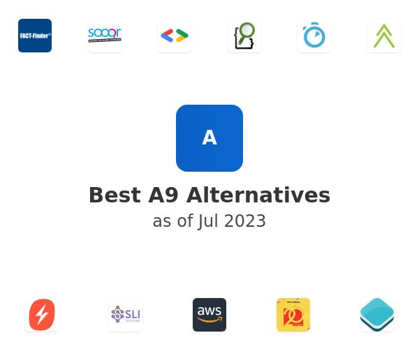 Best A9 Alternatives