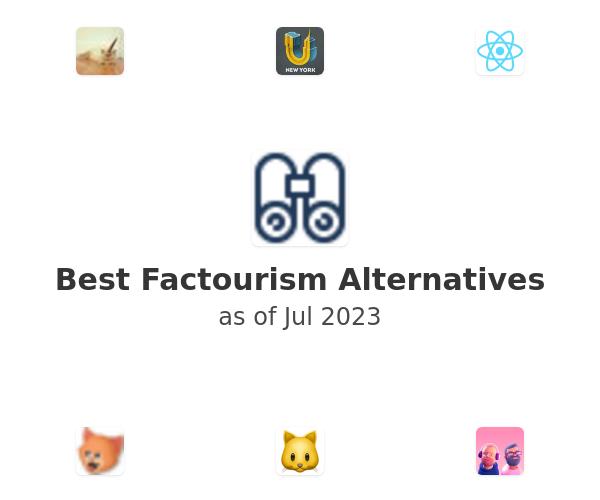 Best Factourism Alternatives