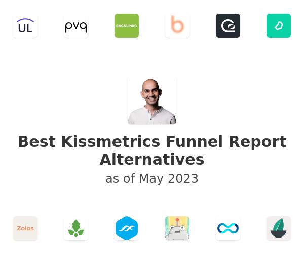 Best Kissmetrics Funnel Report Alternatives
