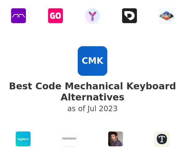 Best Code Mechanical Keyboard Alternatives