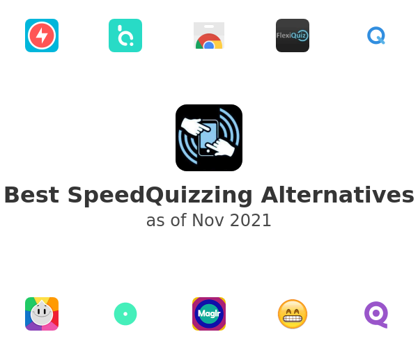 Best SpeedQuizzing Alternatives
