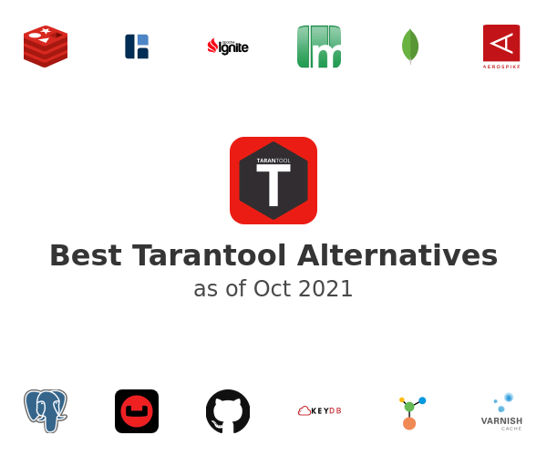 Best Tarantool Alternatives