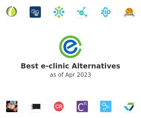 Best e-clinic Alternatives