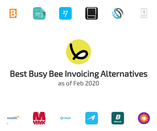 Best Busy Bee Invoicing Alternatives