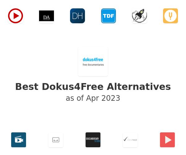 Best Dokus4Free Alternatives